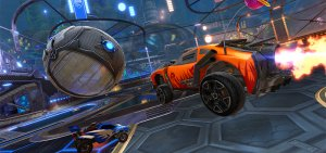 Dropshot mode coming to Rocket League
