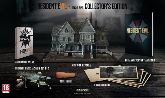 Resident Evil 7 biohazard Collector's Edition