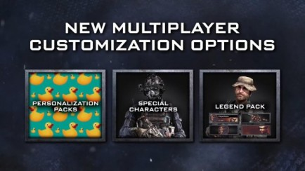 Customization Items Trailer