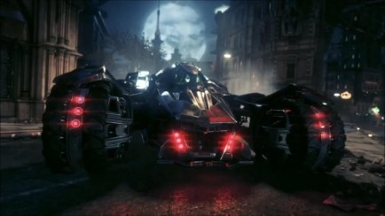 Batmobile Trailer