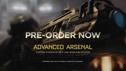 Advanced Arsenal Pre-Order Bonus Trailer