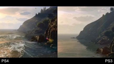 PS4 vs PS3 Trailer Comparison