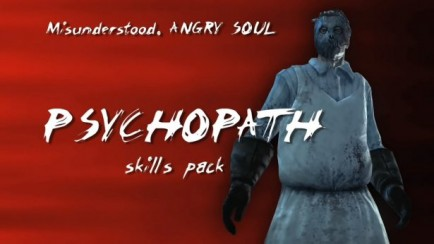Psycho Pack DLC Trailer
