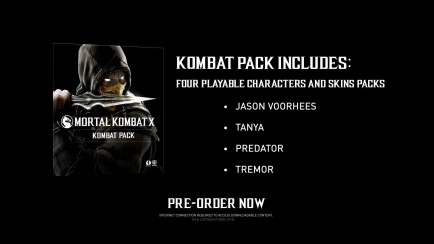 Kombat Pack Trailer