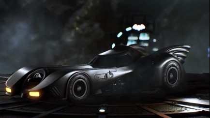 August Update Trailer – featuring 1989 Batman Movie Batmobile Pack