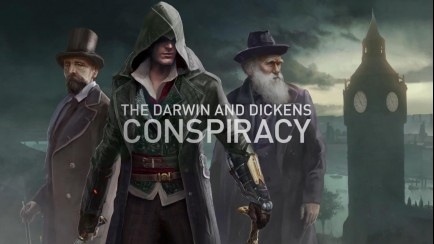 Pre-Order Bonus: Darwin and Dickens Trailer