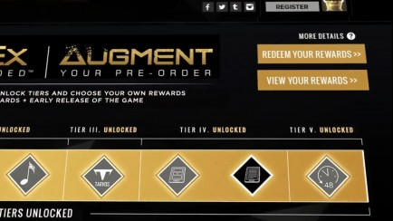 Augment your Pre-Order