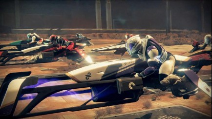 Destiny: The Taken King - Sparrow Racing League Reveal Trailer