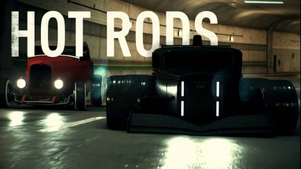 Hot Rods Trailer