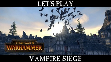 Vampire Counts Siege Battle Let's Play