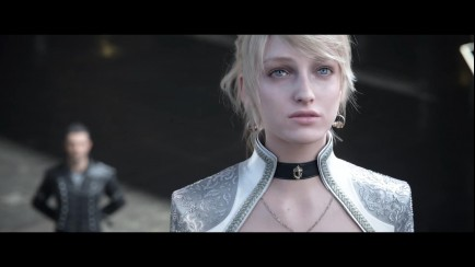Kingsglaive Final Fantasy XV - Official Teaser Trailer