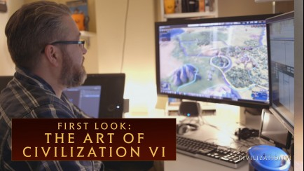 First Look: The Art of Civilization VI