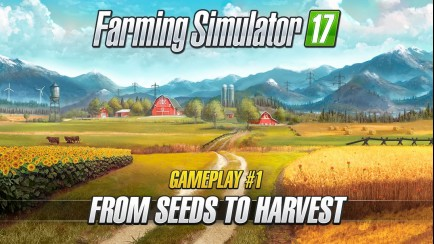 Gameplay #1: From seeds to harvest