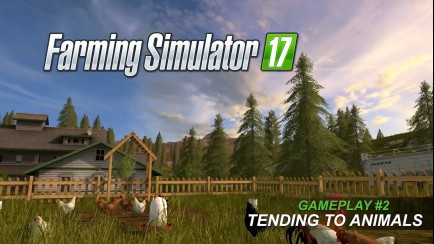 Gameplay #2: Tending to Animals