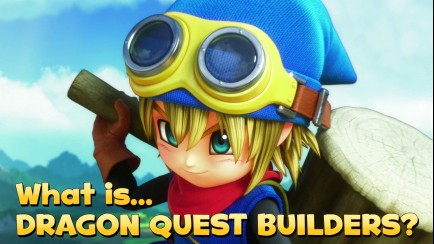 What is Dragon Quest Builders?