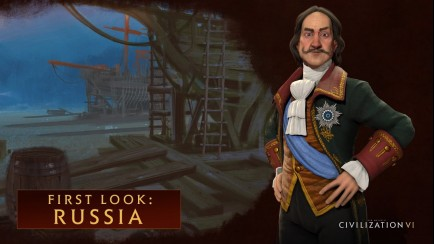 First Look: Russia