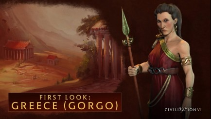 First Look: Greece (Gorgo)