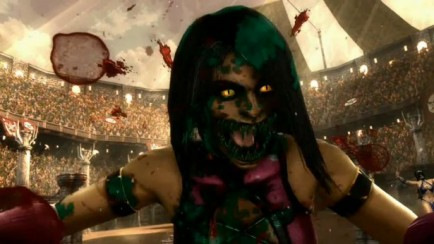 Trailer - A Night Out With Mileena