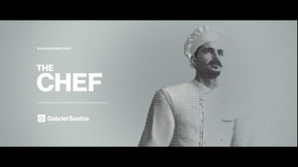 Elusive Target #14 The Chef