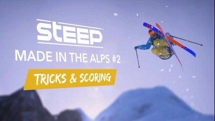Made in the Alps #2 - Tricks