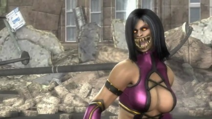 Mileena Gameplay Trailer