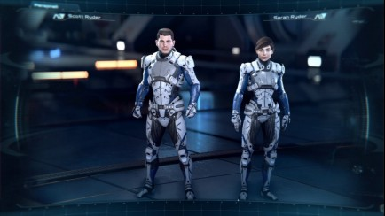 Andromeda Initiative - Pathfinder Team Briefing