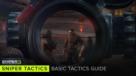 Sniper Tactics: Basic Tactics Guide
