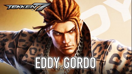 Eddy Gordo (Character Reveal Trailer)