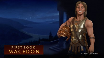 First Look: Macedon