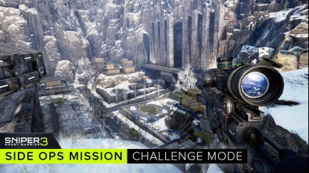 Side Ops Mission: Challenge Mode