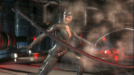 Introducing Catwoman