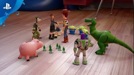 D23 2017 Toy Story Trailer