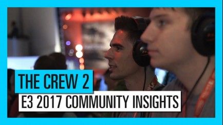 E3 2017 Community Insights