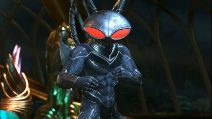 Introducing Black Manta