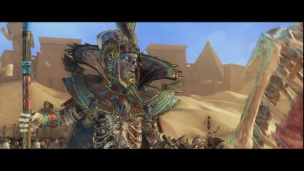 Rise of The Tomb Kings Trailer