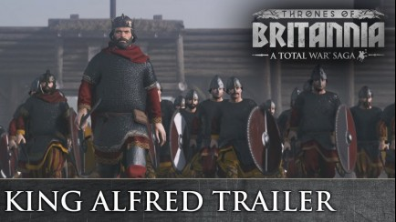 Alfred The Great Trailer
