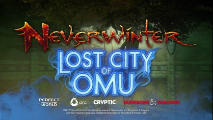 Lost City of Omu Teaser Trailer