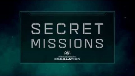 Secret Missions DLC Release Trailer