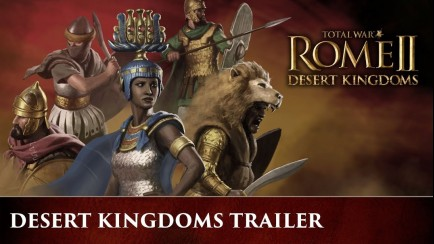 Desert Kingdoms Announce Trailer