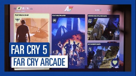 Far Cry Arcade Trailer