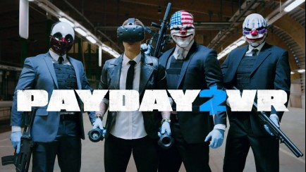 PAYDAY 2: VR - Now live!