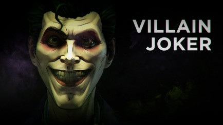 The Joker is Born – VILLAIN