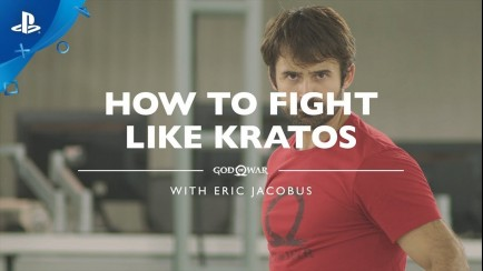 How to Fight Like Kratos