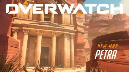 Petra New Deathmatch Map