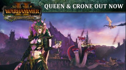 The Queen and The Crone Out Now