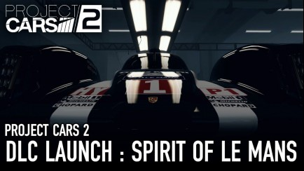 The Spirit of Le Mans DLC