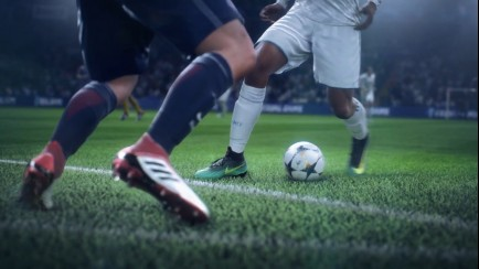 Official Reveal Trailer with UEFA Champions League