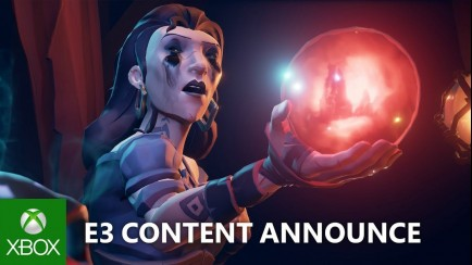 Cursed Sails and Forsaken Shores Announce