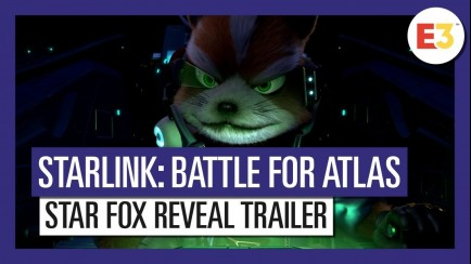 E3 2018 Star Fox Reveal Trailer