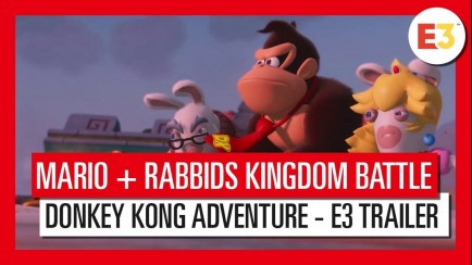 Donkey Kong Adventure - E3 Trailer